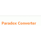 Paradox Converter lets you convert Paradox database files to DBF, XLS, CSV, HTML, or SQL formats using a simple GUI interface, and supports batch conversion.