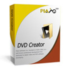 No more huddling around the PC to see your favorite online videos. Plato DVD Creator supports all major file types and quickly creates high-quality DVDs!