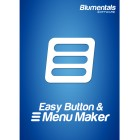 Easy Button & Menu Maker gives you all of the power and capabilities of a professional web designer, but in an easy-to-use package that requires no programming skill.