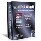 DiskMagik defragments your hard drive with more flexible options than the disk defrag utilities that are included in Windows, and can even defrag in realtime.