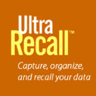 Ultra Recall is advanced Personal Information Management software that helps you easily organize your electronic documents and information across applications.