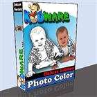Photo Color Deluxe lets you transform any digital image from a file or webcam into a coloring book picture in just a few clicks!