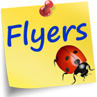 Easy Flyer Creator offers templates to produce stunning flyers, brochures, leaflets, door hangers, and more, using your photos and text.