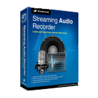 Wondershare Streaming Audio Recorder lets you record and keep any sound played through your sound card, including streaming music from online music sites.