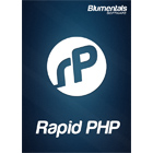 Rapid PHP 2014 is a fast and powerful PHP editor that also supports  HTML, XHTML, CSS and JavaScript code, complete with syntax highlighting.