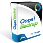 Oops!Backup helps you to recover lost, deleted, or misplaced files by letting you roll back to any previous version of any file.