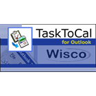 With TaskToCal for Outlook, all of your Outlook tasks will be automatically displayed in your calendar, and updated as you move, modify, and delete them.