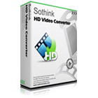 Sothink HD Video Converter you can convert videos in any of the most popular HD formats into file formats compatible with your gaming console or Apple TV.
