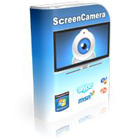 ScreenCamera Toolbar