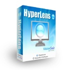 HyperLens is a powerful and intuitive display enhancing tool which gives you an edge when presenting highly detailed information on your computer screen and in presentations.