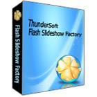 Flash Slideshow Factory is an incredibly easy and intuitive software app that lets you transform your photos into Flash slideshows that play on any Internet-enabled computer.