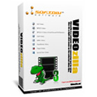 Videozilla lets you convert video files between various popular formats with a single right-click on the file.