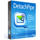 DetachPipe is a complete email attachment management tool for Microsoft Outlook, letting you automatically detach, restore, save, and remove attachments to conserve valuable inbox space.