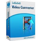 LeKuSoft Video Converter lets you convert videos from a wide variety of formats into any other format with absolutely no loss in video or audio quality, in just a few clicks!