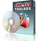 SWF & FLV Toolbox gives you the power to convert FLV/SWF files to AVI/GIF formats, or split them into frame-by-frame JPEG, GIF, or BMP images.