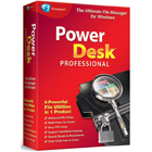 With PowerDesk 9 Professional, you'll have access to six file utilities that totally replace Windows Explorer with file management tools that will make your life easier and better.