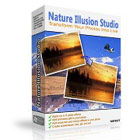 Transform your real-world photos into animated nature scenes by adding water, weather, and sound effects.  Export to a variety of formats.