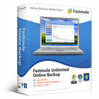 FastMule is your automatic solution for backing up and syncing files across all of your computers, storing important data on a secure online server.
