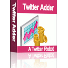 Twitter Adders lets you automate multiple Twitter accounts, letting you automatically follow and unfollow people, and schedule tweets for remote posting.
