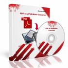 PDF to ePUB/Mobi Converter is designed to convert PDF files to either the ePub or Mobi format, making your PDF files compatible with all manner of portable readers.