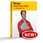 The best just got cheaper!  Just in time for the holidays, pick up a copy of the venerable, award-winning Norton Antivirus 2008 software this weekend and knock 26% off the top.