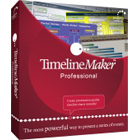 By removing all of the manual procedures that bog down every other timeline-making method, Timeline Maker Professional automates the process of building timelines.
