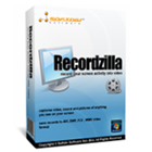 Recordzilla lets you capture anything that's happening on your computer screen and gives you the ability to save your video as an AVI, WMV, SWF, or FLV file.