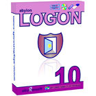 abylon LOGON lets you guard against unauthorized computer access using a physical key, such as a smart card, removable media, or a CD.