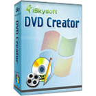iSkysoft DVD Creator for Windows makes it easy to burn multiple standard definition, high definition, and home video formats onto DVD discs, DVD folder structures, and ISO.