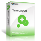 TuneUp360 instantly fixes all of your computer's little errors and problems, accessing an error knowledge base that enables the program to dramatically boost your system performance.