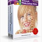 Artensoft Photo Collage Maker gives you the ability to create perfect photo collages from your existing collection of images - photos made of photos!