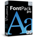 FontPack Pro is a premier collection of over 1000 classic, refined, designer and creative style OpenType fonts that you can install on up to five machines.