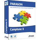 Paragon CampTune lets you easily redistribute disk space between Windows and Mac OS X, without deleting your Windows data and apps.
