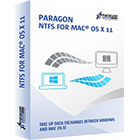 Paragon NTFS for Mac gives Mac users full read/write access to Windows NTFS partitions with the same speed and finesse of HFS+.