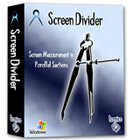 Screen Divider gives you a reliable way to measure distances, Cobb angles, and confirm parallel lines, for any image or schematic that's on your computer screen.