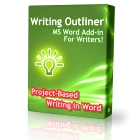 Writing Outliner is a seamlessly integrated add-in software for Microsoft Word designed primarily for creative and professional writers with complex, large-scale writing projects.