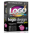 Logo Design Studio Pro lets you create professional logo designs and other illustrations with over 2000 logo templates and over 6000 vector graphics.
