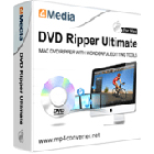 4Media DVD Ripper is the best way to rip your DVDs to a wide variety of the most popular digital formats.