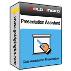 Presentation Assistant helps you explain computer-based content in much better detail, by letting you draw, add text, pictures, or emphasize anything that's on your computer screen.