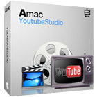 Amac YouTubeStudio lets you download and convert YouTube videos for perfect playback on almost any portable device.