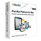 4Media iPhone Max Platinum lets you transfer, backup, and share music, videos, photos, books and ringtones between your computer and iPhone.