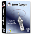 Screen Compass is the quick and easy way to measure the radius, circumference, and area of circular and polygonal shapes on your computer screen.