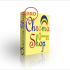 Chroma Photo Pro makes working with bluescreen/greenscreen effects at home incredibly easy, without any excessive technical knowledge, expensive processing, or setup.