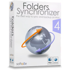 FoldersSynchronizer synchronizes and backs up files, folders, and disks, with special options that give you the ultimate flexibility.