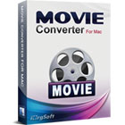 iOrgsoft Movie Converter for Mac is an easy-to-use, yet powerful application that lets you rip DVDs and convert the files between a variety of popular formats.