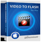 Doremisoft Video to Flash Converter lets you create Flash video by converting existing video files from a variety of different file formats.