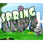 Spring Up! gives you 72 levels of 12 worlds, filled with bouncing balls and bricks that are all designed to behave according to the laws of physics.