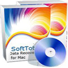 SoftTote Data Recovery for Mac lets you recover data from lost, deleted, corrupted, and formatted hard drives, iPods, USB Flash drives, SD cards, and media players.