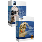 Photo Stamp Remover magicallys remove scratches, dust, stains, wrinkles, and more from photographs that you've scanned into digital format, and Batch Picture Resizer helps you resize them.