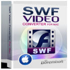Doremisoft SWF Converter lets you convert Flash SWF files to locally-stored file formats that include MOV, FLV, MPEG4 and more, perfect for mobile devices.